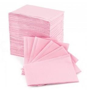 Prekrivači za Radnu Površinu Roze boje 125 kom
