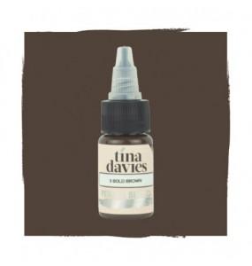PERMA BLEND - TINA DAVIES - BOLD BROWN 15ML
